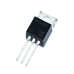 5 Pezzi MOSFET IRF 520 N...