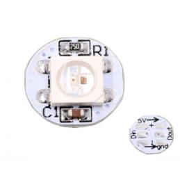 5Pz CHIP LED RGB SMD 5050...