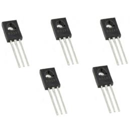 5 Pezzi BD 137 transistor...