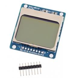 MODULO DISPLAY LCD 5110...