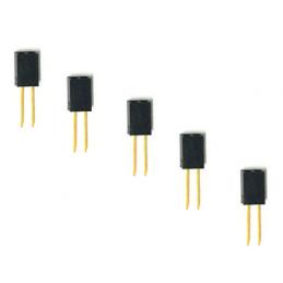 5 Pezzi connettore 2 pin...