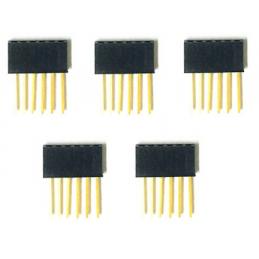 5 Pezzi connettore 6 pin...