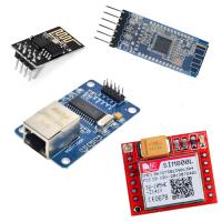 Ethernet, Wireless, Bluetooth, GSM/GPRS