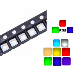 LED 3528 SMD ALTA...