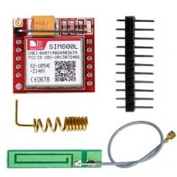 SIM800L quad-band gprs...
