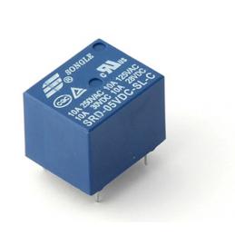 Relè 5V 5Vdc circuito...